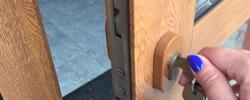 Whitechapel locks change