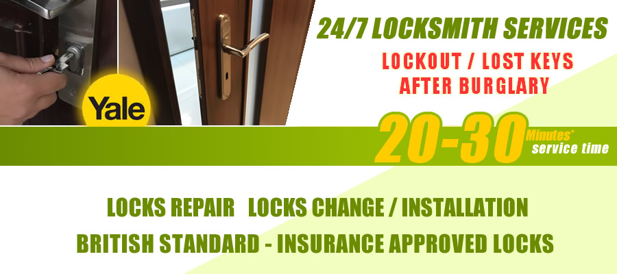 Aldgate locksmith services
